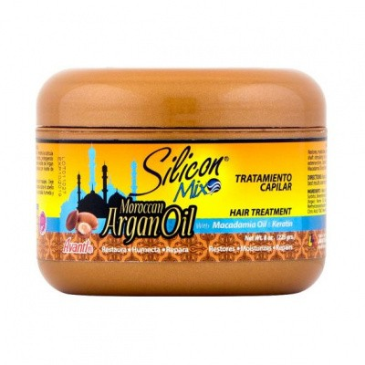 Foto van SILICON MIX Maroccan Argan Oil Hair Treatment 8 oz