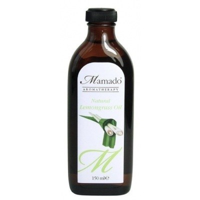 Foto van MAMADO Natural Lemongrass Oil
