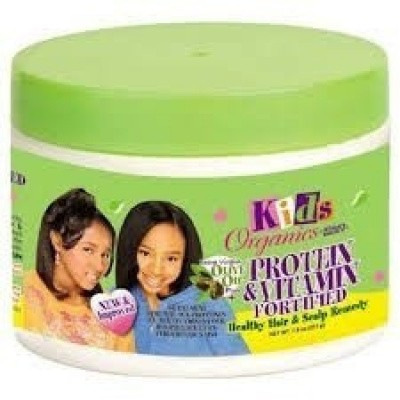 Foto van AFRICA'S BEST KIDS ORGANICS Protein and Vitamin Creme