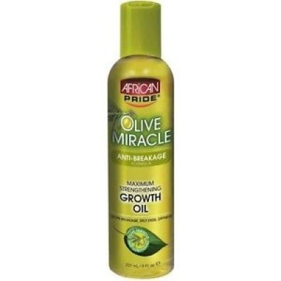 AFRICAN PRIDE OLIVE MIRACLE Growht Oil