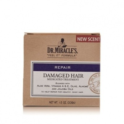 DR MIRACLES Damaged Hair Treatment