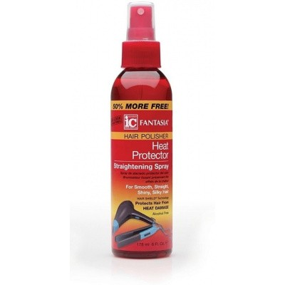 IC FANTASIA Heat Protector Straightening Spray