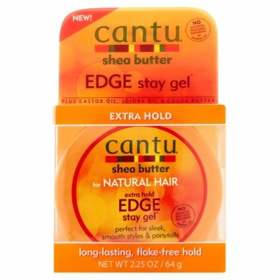Foto van CANTU Shea Butter FOR NATURAL HAIR Edge Stay Gel