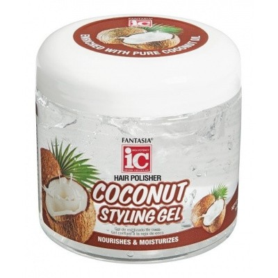 Foto van IC FANTASIA Coconut Styling Gel
