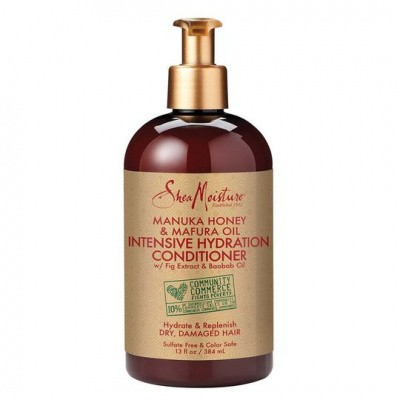 Foto van SHEA MOISTURE MANUKA HONEY & MAFURA OIL INTENSIVE HYDRATION CONDITIONER
