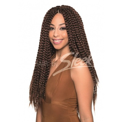 Foto van SLEEK Mambo Box Braids 3 pakken