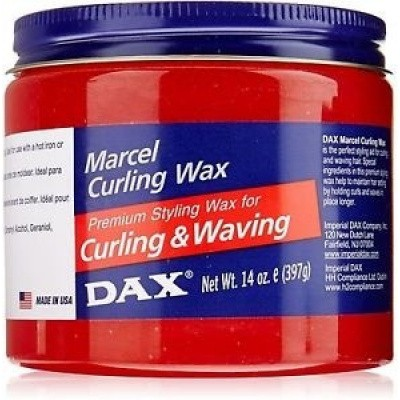 Foto van DAX Marcel Curling Wax 14 oz