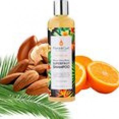 Foto van Flora & Curl African Citrus Superfruit Shampoo