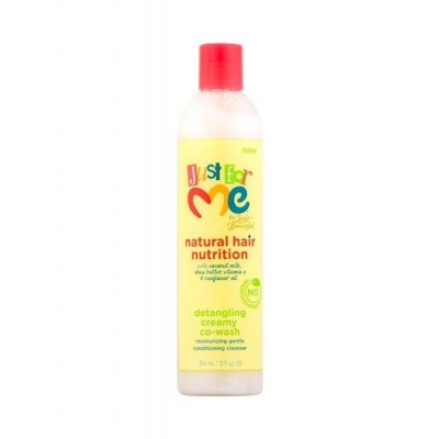 Foto van JUST FOR ME Natural Hair Detangling Detangling Creamy Co-Wash