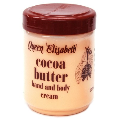 Foto van QUEEN ELISABETH Cocoa Butter Hand and Body Cream