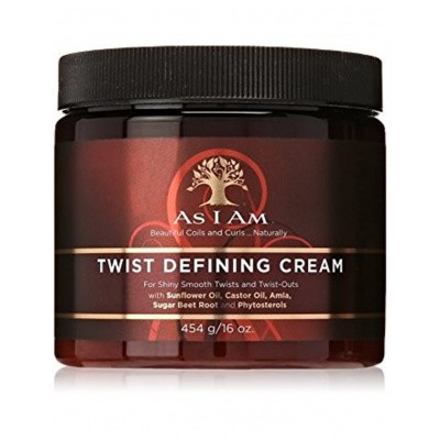 Foto van AS I AM Twist Defining Cream 16oz