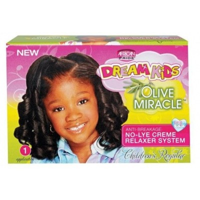 Foto van AFRICAN PRIDE Dream Kids Relaxer Regular