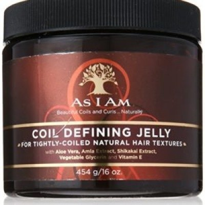 AS I AM Coil Defining Jelly 16oz