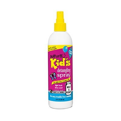 SULFUR 8 Kids Milk & Honey Detangling Spray
