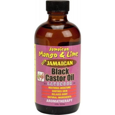 Foto van JAMAICAN MANGO AND LIME Castor Oil Lavender