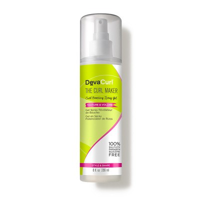 Foto van DEVACURL THE CURL MAKER Curl Boosting Spray Gel