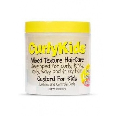 Foto van CURLY KIDS Custard for Kids