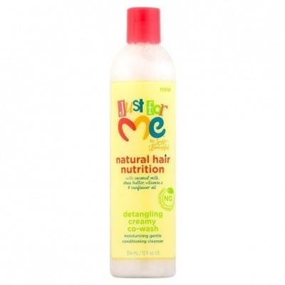 Foto van JUST FOR ME Natural Hair Detangling Detangling Creamy Co-Wash