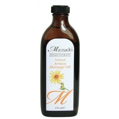 MAMADO Natural Arnica Massage Oil