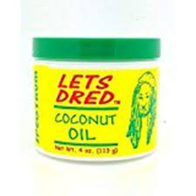 Foto van LETS DRED Coconut Oil