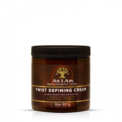 Foto van AS I AM Twist Defining Cream 8oz