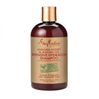 Foto van SHEA MOISTURE MANUKA HONEY & MAFURA OIL INTENSIVE HYDRATION SHAMPOO
