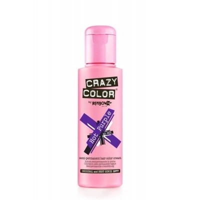 Foto van CRAZY COLOR Hot Purple 62
