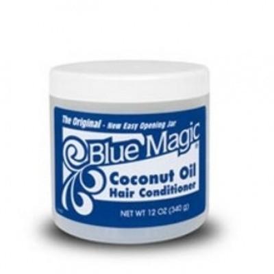 Foto van BLUE MAGIC Coconut Oil