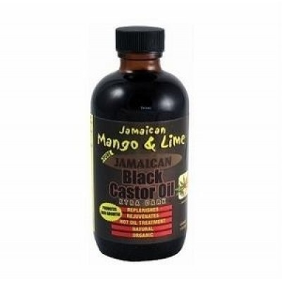 Foto van JAMAICAN MANGO AND LIME Castor Oil Xtra Dark