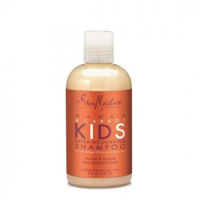 Foto van SHEA MOISTURE MANGO & CARROT KIDS Extra Nourishing Shampoo