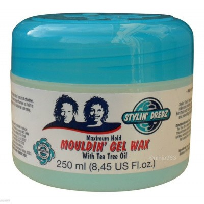 STYLIN DREDZ Mouldin Gel Wax 250 ml