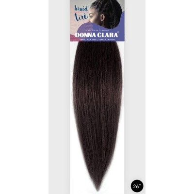 DONNA CLARA Braid Tire 26'' 3 pakken kleur 4