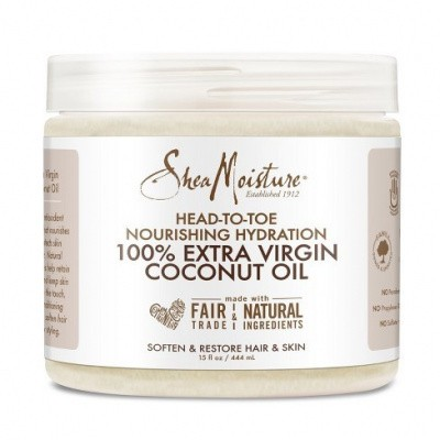 SHEA MOISTURE 100% EXTRA VIRGIN Coconut Oil
