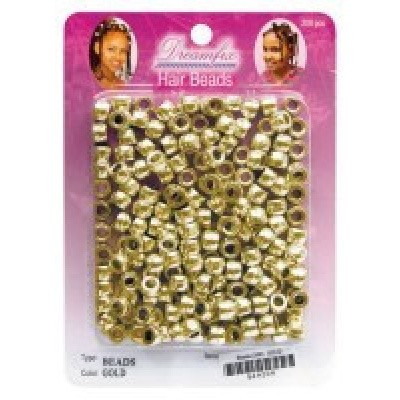 Foto van DREAMFIX Hair Beads Gold