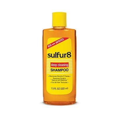 Foto van SULFUR 8 Deep Cleansing Shampoo