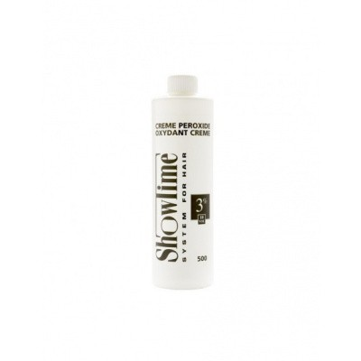 SHOWTIME Waterstof Peroxide 3%