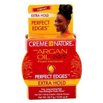 Foto van CREME OF NATURE PERFECT EDGES EXTRA HOLD