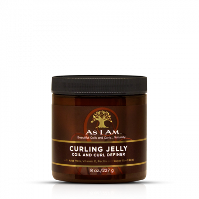 Foto van AS I AM Curling Jelly 8oz
