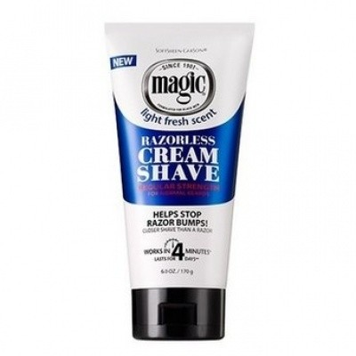 Foto van MAGIC Cream Shave Regular