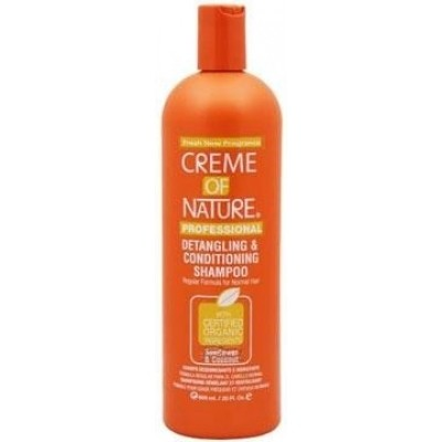 Foto van CREME OF NATURE Detangling & Conditioning Shampoo