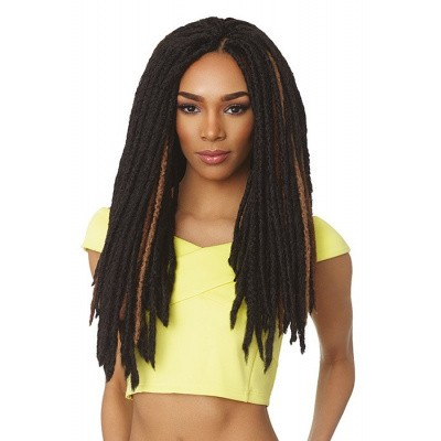 Foto van EXPRESSION Faux Locks 18''