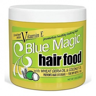 Foto van BLUE MAGIC Hair Food