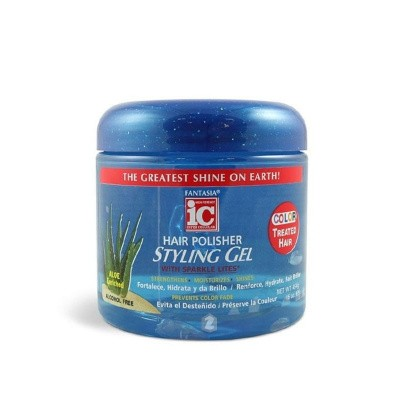 IC FANTASIA Color Treated Styling Gel
