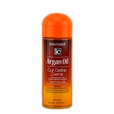 IC FANTASIA Argan Oil Curl Creme