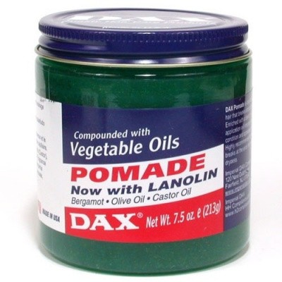 DAX Vegetable Oils Pomade 7.5 oz