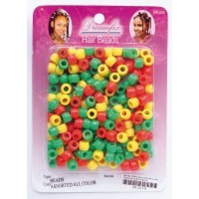 Foto van DREAMFIX Hair Beads Rasta Color