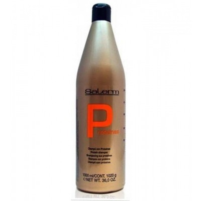 Foto van SALERM Protein Shampoo