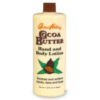 Foto van QUEEN HELENA Cocoa Butter Hand and Body Lotion 907 g
