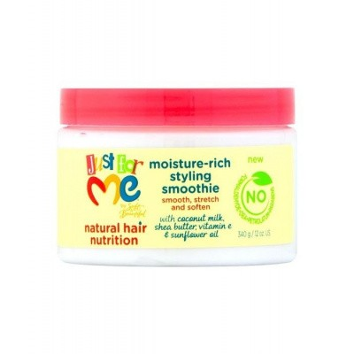 Foto van JUST FOR ME Natural Hair Nutrition Moisture Rich Styling Smoothie