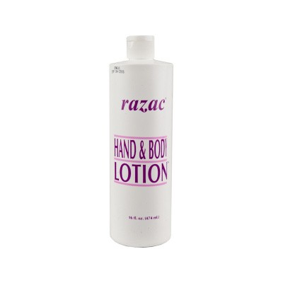 Foto van RAZAC Hand and Body Lotion